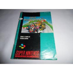 Notice - Super Nintendo - Super Mario Kart