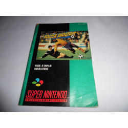 Notice - Super Nintendo - Soccer Shoutout