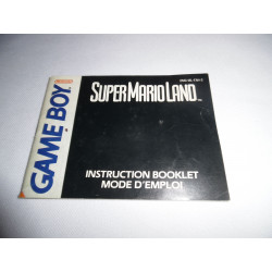 Notice - Game Boy - Super Mario Land