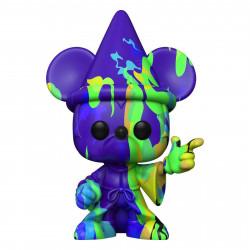Figurine - Pop! Disney - Fantasia - Sorcerer Mickey (Artist Series) - N° ? - Funko