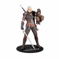 Figurine - The Witcher - Geralt - McFarlane Toys