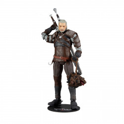 Figurine - The Witcher - Geralt - 18 cm - McFarlane Toys