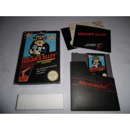 Jeu NES - Hogan's Halley