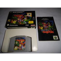 Jeu Nintendo 64 - Banjo-Kazooie - N64