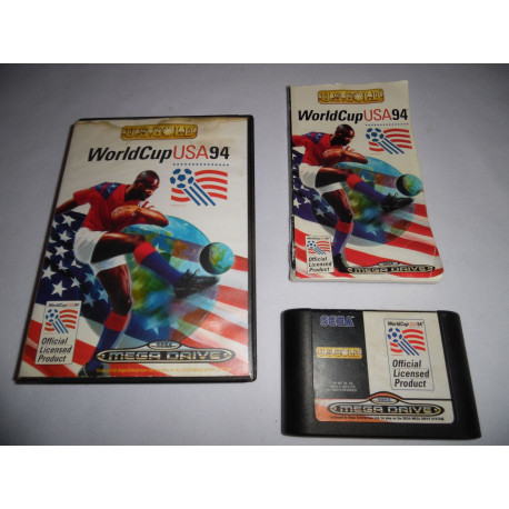 Jeu Mega Drive - World Cup USA 94