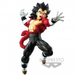 Figurine - Dragon Ball Heroes - SSJ4 Xeno Vegeta - Banpresto