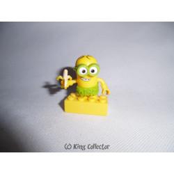 Jeu de construction - Les Minions - Minion banane - Mega Bloks