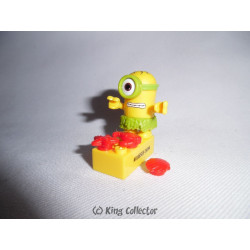 Jeu de construction - Les Minions - Minion coquillage - Mega Bloks