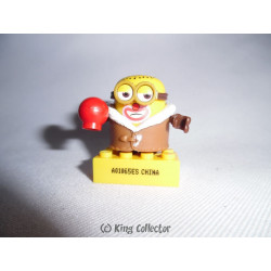 Jeu de construction - Les Minions - Minion froid - Mega Bloks