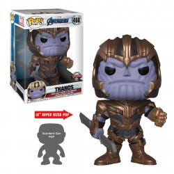 Figurine - Pop! Marvel - Avengers Endgame - Thanos 25 cm - N° 460 - Funko