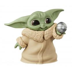 Figurine - Star Wars - The Mandalorian - Bounty Collection - The Child n°6 - Hasbro