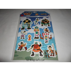 Magnet - Vic le Viking - Set de 11 Magnets - SD Toys