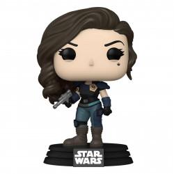Figurine - Pop! Star Wars - The Mandalorian - Cara Dune - N° 403 - Funko