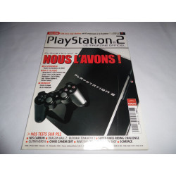 Magazine - Playstation 2 Le Magazine Officiel - n° 115 - Playstation 3