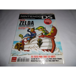 Magazine - Nintendo DS Le Magazine Officiel - n° 9 - Zelda Phantom Hourglass