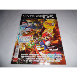 Magazine - Nintendo DS Le Magazine Officiel - n° 11 - Mario Party DS