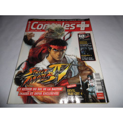 Magazine - Consoles + - n° 190 - Street Fighter IV