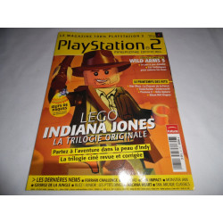 Magazine - Playstation 2 Le Magazine Officiel - n° 131 - Lego Indiana Jones