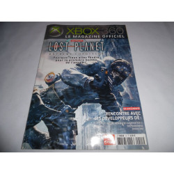 Magazine - Xbox 360 Le Magazine Officiel - n° 15 - Lost Planet
