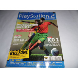 Magazine - Playstation 2 Le Magazine Officiel - n° 90 - Pro Evolution Soccer 4