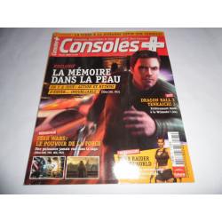 Magazine - Consoles + - n° 191 - La Mémoire dans la Peau