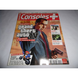Magazine - Consoles + - n° 192 - Grand Theft Auto IV