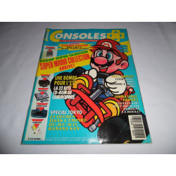 Magazine - Consoles + - n° 21 - Super Mario Collection
