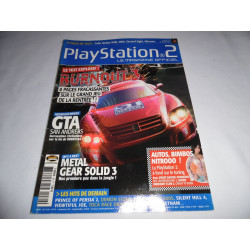 Magazine - Playstation 2 Le Magazine Officiel - n° 89 - Burnout 3