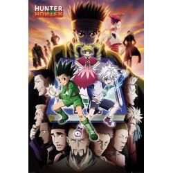 Poster - Hunter X Hunter - Book Key Art - 61 x 91 cm - GB eye