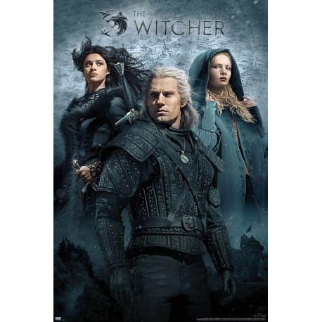 Poster - The Witcher - Key Art - 61 x 91 cm - GB eye