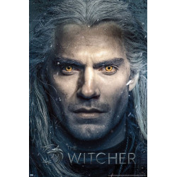 Poster - The Witcher - Close Up - 61 x 91 cm - GB eye