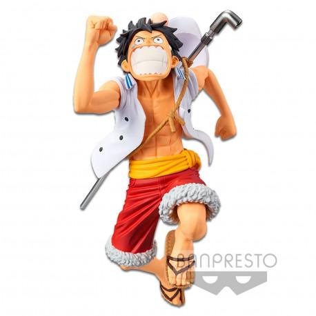 Figurine - One Piece - Magazine A Piece of Dream - Luffy - Banpresto