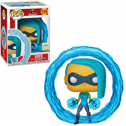 Figurine - Pop! Disney - Les Indestructibles 2 - Voyd / Vortex - N° 509 - Funko