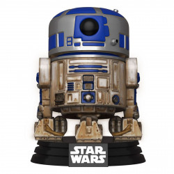 Figurine - Pop! Movies - Star Wars - R2-D2 (Dagobah) - N° 31 - Funko