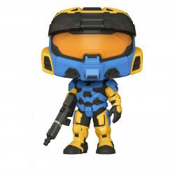 Figurine - Pop! Halo - Spartan Mark VII with VK78 Commando Rifle - N° 15 - Funko