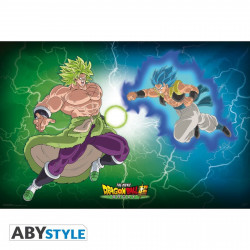 Poster - Dragon Ball Super - Broly vs Gogeta - 91.5 x 61 cm - ABYstyle