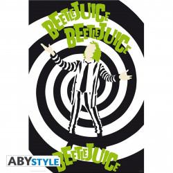 Poster - Beetlejuice - Beetlejuice - 91.5 x 61 cm - ABYstyle