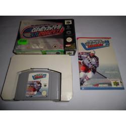 Jeu Nintendo 64 - Wayne Gretzky's 3D Hockey - N64