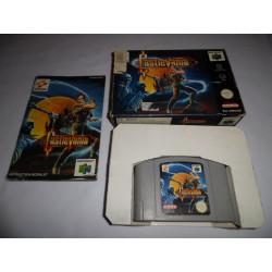 Jeu Nintendo 64 - Castlevania - N64