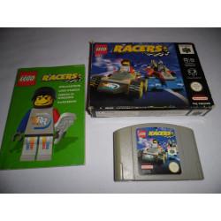 Jeu Nintendo 64 - Lego Racers - N64