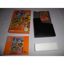 Jeu NES - Donkey Kong Classics