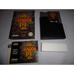 Jeu NES - Double Dragon III