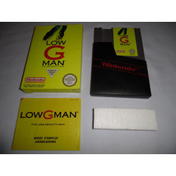 Jeu NES - Low G Man