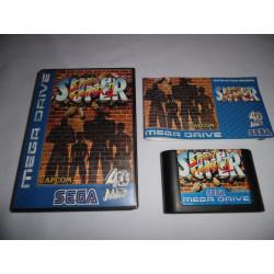 Jeu Mega Drive - Super Street Fighter II