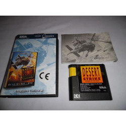 Jeu Mega Drive - Desert Strike (Classics)