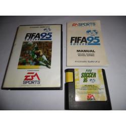 Jeu Mega Drive - Fifa Soccer 95 - Sega Megadrive