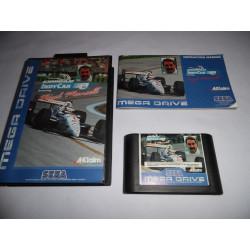 Jeu Mega Drive - Indy Car feat Nigel Mansell - Sega Megadrive