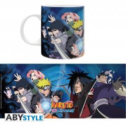 Mug / Tasse - Naruto Shippuden - Naruto vs Madara - 320 ml - ABYstyle