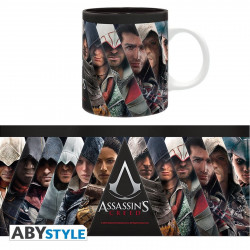 Mug / Tasse - Assassin's Creed - Legacy - 320 ml - ABYstyle