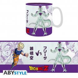 Mug / Tasse - Dragon Ball Z - DBZ / Goku vs Freezer - 460 ml - ABYstyle